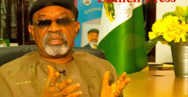 The minister for Labour and Employment, Chris Ngige
